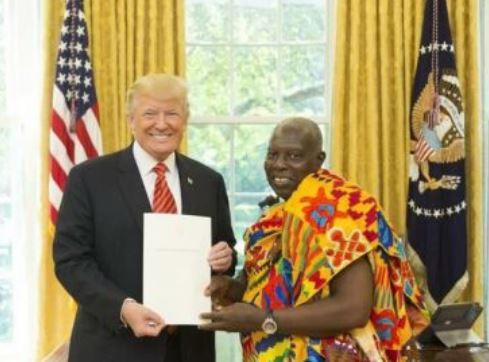 US imposes visa restrictions on Ghana