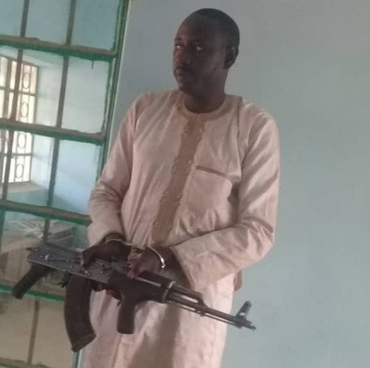 Photo: Police arrest notorious bandit responsible for cattle rustling, kidnapping, murder, armed robbery in Katsina state