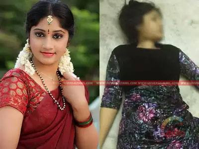 Photos: 21-year-old Indian television actress commits suicide after a failed relationship
