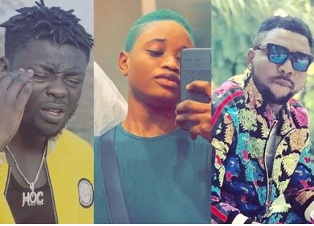 Nigerian porn star, KingTblack calls out Oritsefemi?for allegedly attempting to snatch his boo