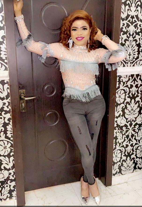 Check out Bobrisky in these hot new photos
