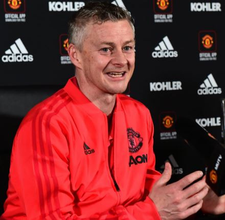 Ole Gunnar Solskjaer becomes the first Manchester United manager to win Premier League Manager of the Month since Sir Alex Ferguson