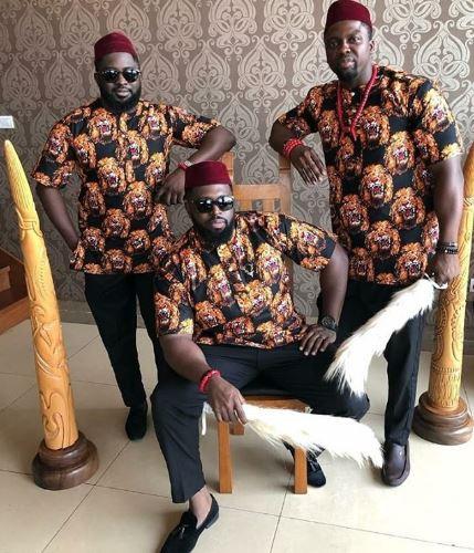 #Richi2019:?Tonto Dikeh, Don Jazzy, Falz others turn up for entertainment entrepreneur, Richard Nnadi?s traditional wedding