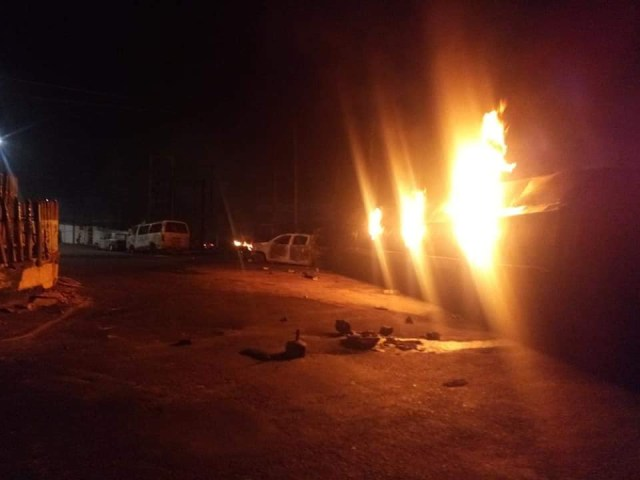 Many people feared dead as petrol tanker explodes near Anambra State Governor