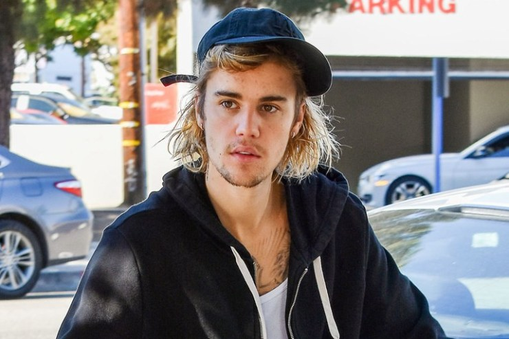Justin Bieber reportedly
