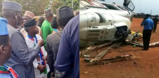AIB releases preliminary report on Osinbajo helicopter crash