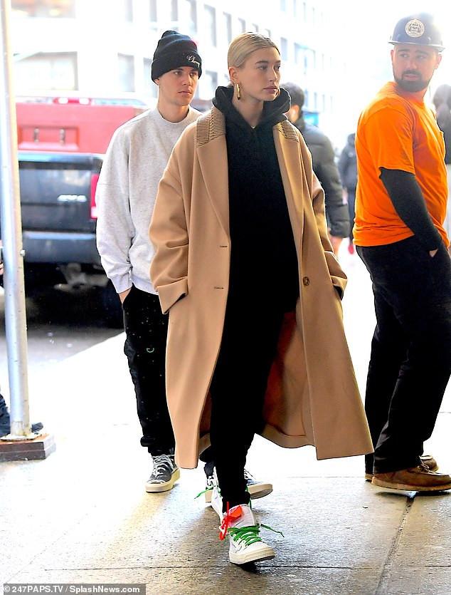 Justin Bieber and Hailey Baldwin look