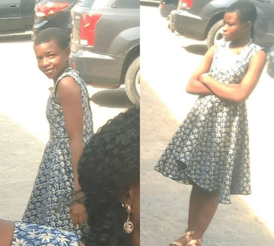 Househelp found one day after going missing in Lagos