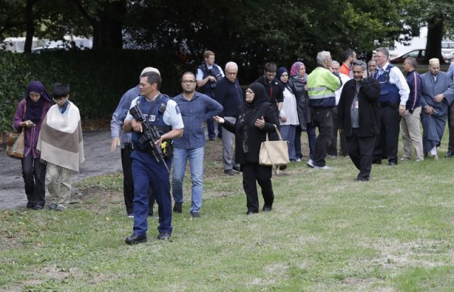Death toll rises to 49 after mass shootings at two mosques in New Zealand (photos)