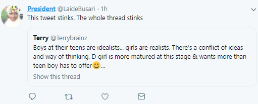 """Women are the reason men cheat and hurt them"" Male Twitter user says and gives reasons"