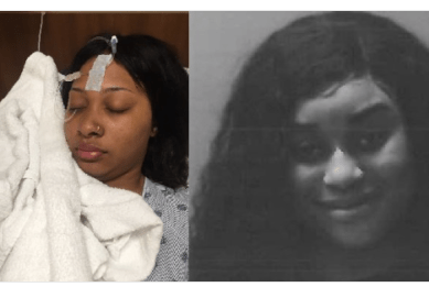 Nigerian girl schooling in Texas is arrested for pouring bleach in her roommate's eyes