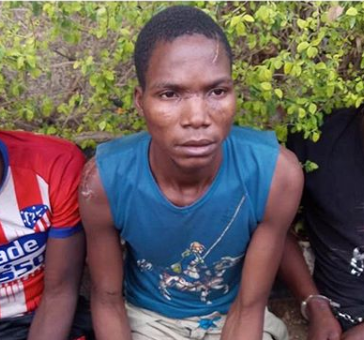 Photo: Man rapes and kills 7-months pregnant woman in Plateau