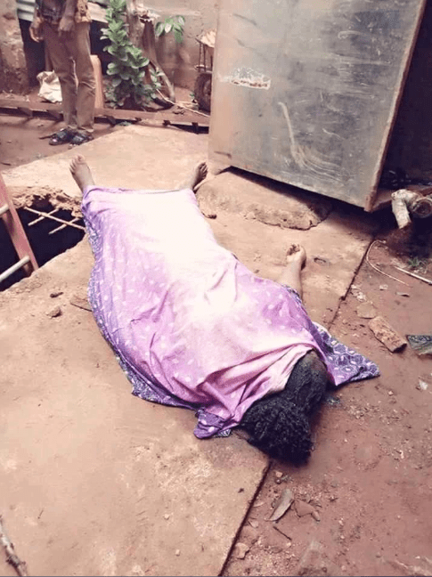 Woman preparing to travel abroad falls into a soakaway pit and dies