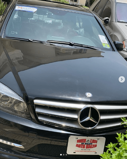 Regina Daniels gets a new car days after getting her mom a house