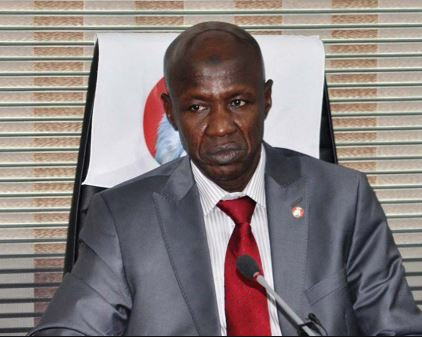 Over N1.3trn was stolen in four years by 32 people?- EFCC boss, Ibrahim Magu