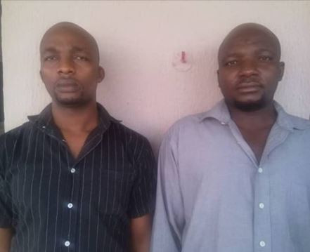 Two men arraigned over alleged illegal dealing in petroleum products (Photo)