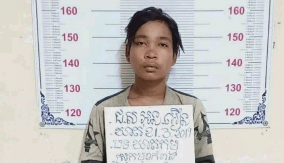 Young man arrested for killing his 19-year-old ex-girlfriend after she refused to have sex with him