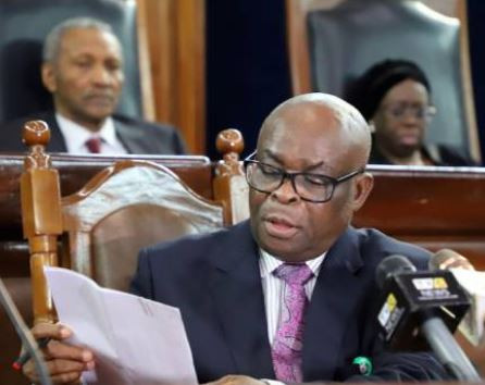 CCT: Tribunal orders CJN Onnoghen to defend charges against him