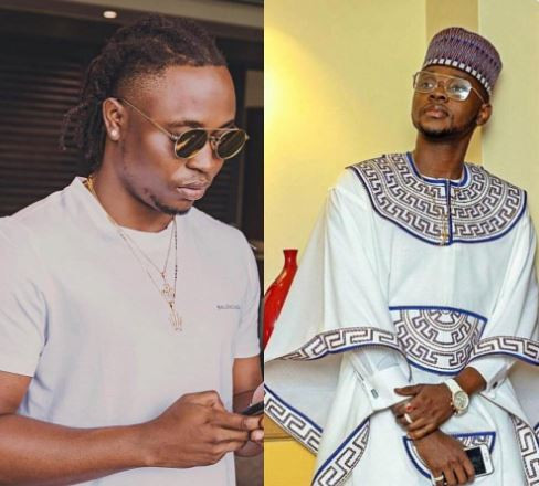 You are a traitor, you tricked us and collected my N15m to boost your own shaking career - Kizz Daniel