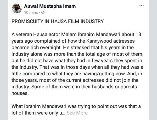 Nigerian PHD holder writes about