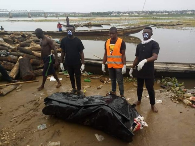 Photos: Body of second Benue State University student recovered from Nasarawa river