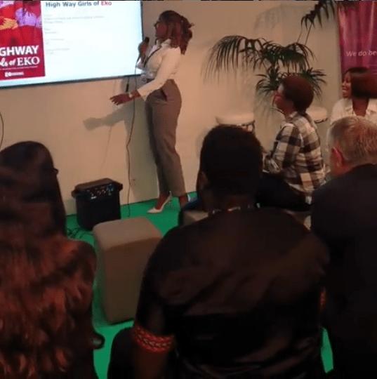 Media mogul Linda ikeji participates in MIPTV 2019 in Cannes, France (photos/video)
