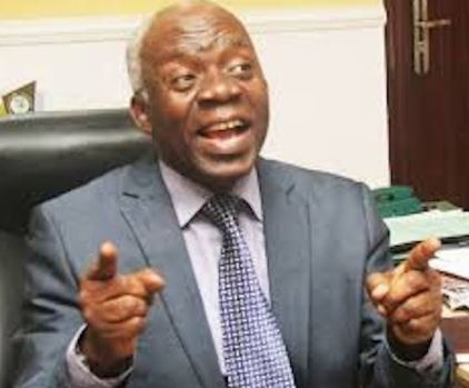 National Assembly is toying with Nigeria?s security - Femi?Falana