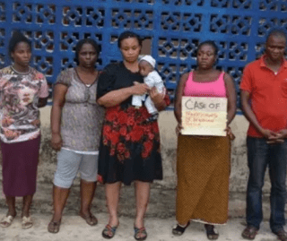 Photo: 23-year-old girl sells off her 6-hr-old baby for N850k