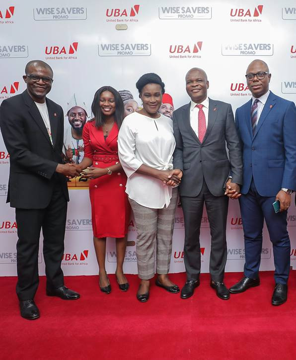 UBA Rewards 20 more Customers with N30m in Wise Savers Promo