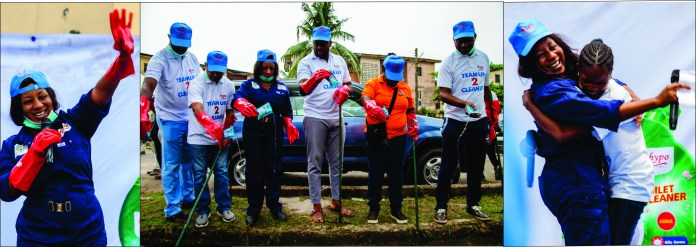 Hypo, Lagos ministries team up with Surulere Community to celebrate World Health Day