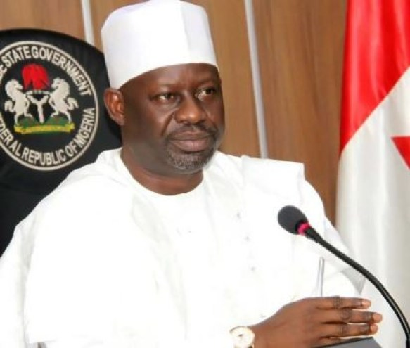 Governor of Gombe, Ibrahim Dankwambo imposes curfew on the state capital following a clash between thugs and Christian youths
