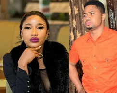 He is too little to reply to- Tonto Dikeh reacts to Mike Godson