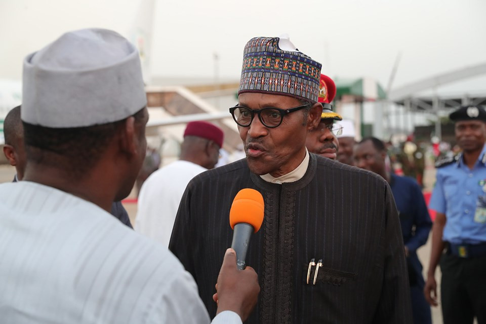 Image result for Buhari: I won't disclose people who will make my new Cabinet