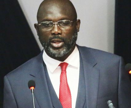 Liberian President, George Weah suspends?press minister, Eugene Fahngon?for fueling ethnic tensions??