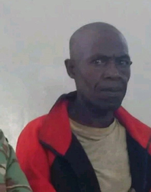 Photo: Kenyan man caught engaging in sexual acts with a sheep