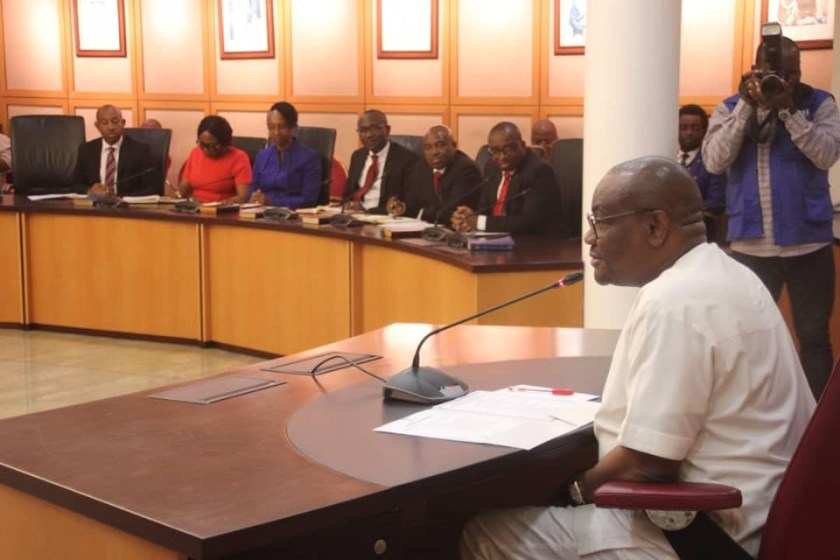 EFCC lacks the power to investigate Rivers state government- Gov Wike declares