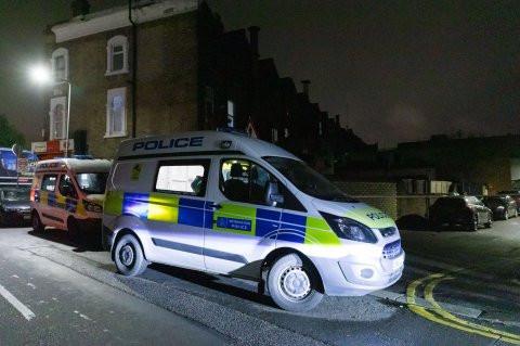 Masked gunman fires shot at London mosque during Ramadan prayers
