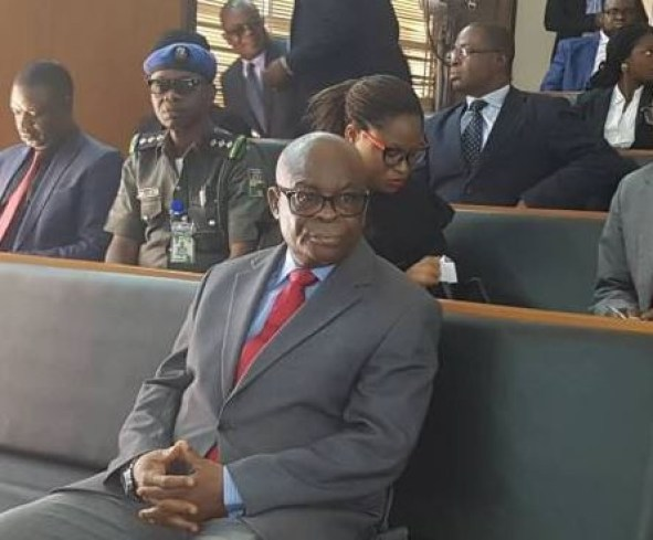Court of Appeal rules Onnoghen?s suspension by CCT breached his right to fair hearing