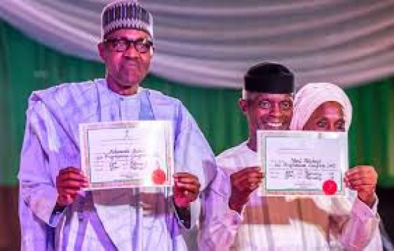 President Buhari to be inaugurated on May 29th, not June 12th- Presidency