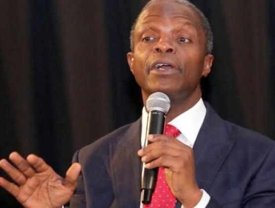 FG will no longer do business with AMCON debtors - Osinbajo