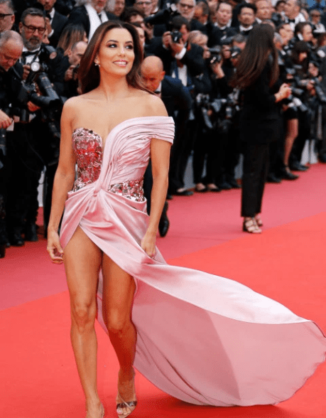 Selena Gomez, Eva Longoria and other stars dazzle as they walk the Cannes film festival red carpet