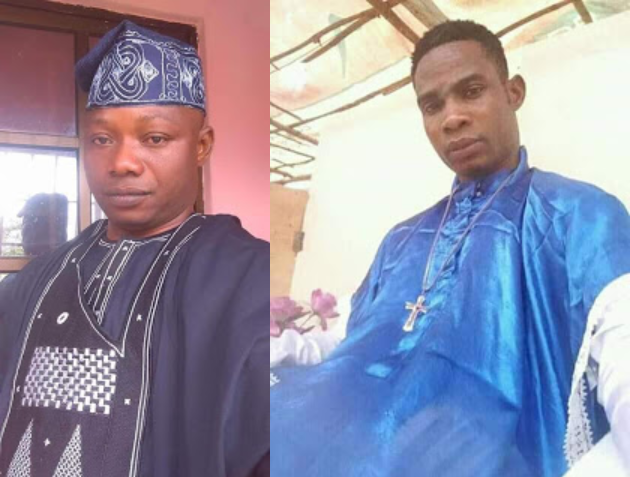 Photos of the two church members electrocuted during service in Osogbo