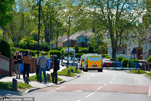 Two teenage boys are dead while four children are in hospital following