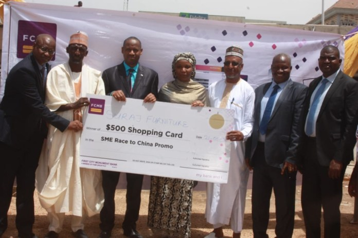 FCMB Empowers More SME Customers in Season 2 of ?Race to China Promo??