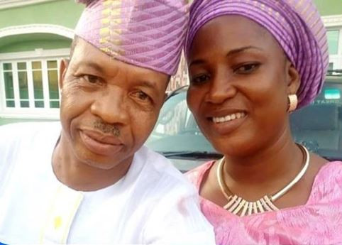 Nollywood actor Saka shares the only regret he has as he celebrates his 16th wedding anniversary