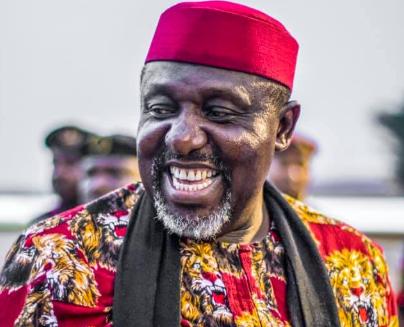 Mark my word, I will be president of Nigeria- Governor Okorocha vows