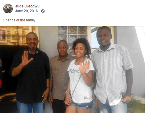 """Whatever is going on is without my support"" Regina Daniels"