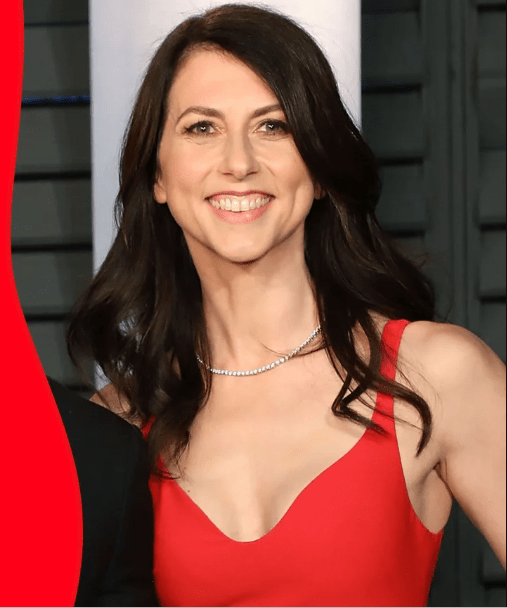 MacKenzie Bezos pledges to give away at least half of her $37 billion fortune to charity