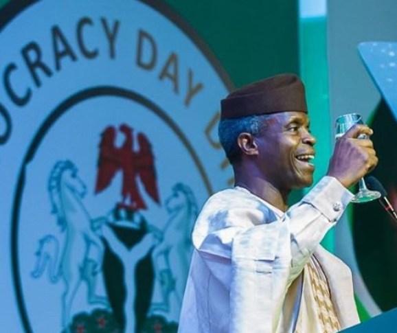 Why we?re celebrating Democracy Day on June 12 - VP, Yemi?Osinbajo explains