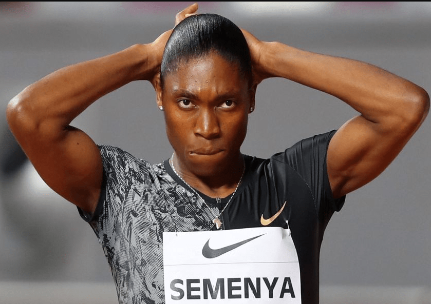 Olympic champion and intersex athlete, Caster Semenya denied entry into 800m race in Morocco